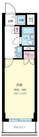 藤和シティコープ大森 / 12 Floor 部屋画像1