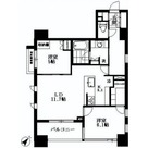 ルジェンテ高輪台 / 12階 部屋画像1