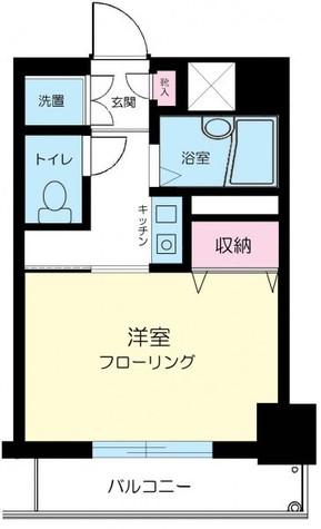 OLIO世田谷上野毛(オリオ世田谷上野毛) / 3階 部屋画像1