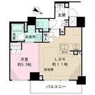 パークハウス目黒アーバンス / 2階 部屋画像1