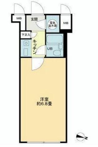 ライオンズマンション赤坂志津林 / 4階 部屋画像1