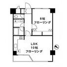 アルカサール戸越公園 / 3階 部屋画像1