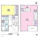 スタイリオ武蔵小山 / E12 部屋画像1