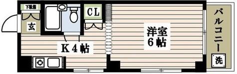 ニュー菅沼ビル / 3階 部屋画像1