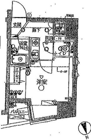 OLIO四谷 / 7階 部屋画像1