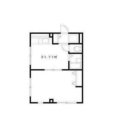 ビレッジヒル上大崎 / 2階 部屋画像1