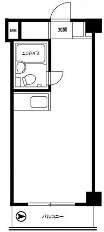 GSハイム三田 / 1階 部屋画像1