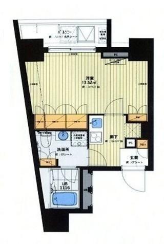 Oimachi 2 min Apartment / 701 部屋画像1