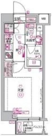 ブライズ東雪谷アジールコート / 4階 部屋画像1