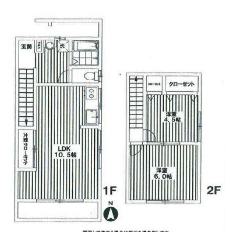 LASA15 / 1階 部屋画像1
