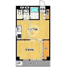 パレ・ドール新宿 / 302 部屋画像1