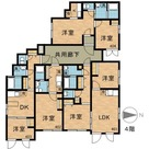 LAPiS四谷三丁目 / 404 部屋画像1