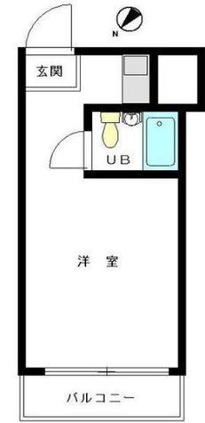 インペリアル赤坂フォーラム / 4階 部屋画像1