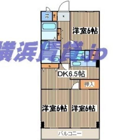 ロードプラザITO / 504 部屋画像1