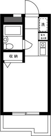 ユーコート鴨居 / 206 部屋画像1