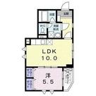 アドニスター・西大井 / 401 部屋画像1