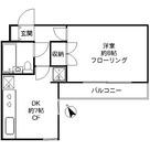 クリエイト司余丁町 / 205 部屋画像1