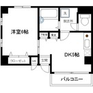 MYE新宿御苑二番館 / 702 部屋画像1