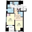 レックス赤坂レジデンス / 3f5 部屋画像1
