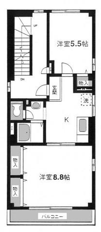 プレジオ戸越 / 2階 部屋画像1