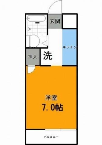 MAK本郷台 / 201 部屋画像1