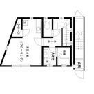 東大前 2分マンション / 2階 部屋画像1