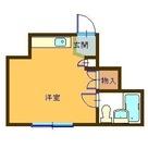 マッシュハウス駒沢 / 102 部屋画像1