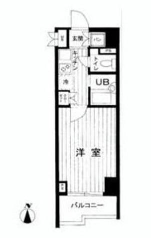 ルーブル練馬弐番館 / 8階 部屋画像1