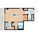 鈴中ビル(SUZUNAKA BLD) / 202 部屋画像1