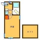 山吹コーポ / 203 部屋画像1
