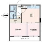 コンフォート本郷台 / A202 部屋画像1
