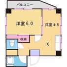 青木ハイツ / 2階 部屋画像1