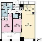 ザ・パークハウス グラン 三番町 / 508 部屋画像1