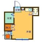 高井戸明和ハイツ / 401 部屋画像1