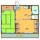 駒場シャスターマンション / 403 部屋画像1