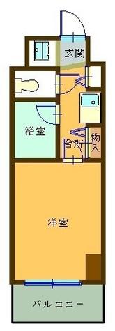 寿ビル / 3階 部屋画像1