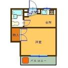 高井戸東信和ハイツ / 102 部屋画像1
