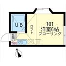 ユナイトステージ屏風ヶ浦弐番館 / 101 部屋画像1