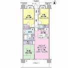 鎌倉植木ヒルステージ / 407 部屋画像1