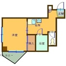 YMスクウェアー / 401 部屋画像1
