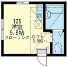 ユナイト星川トレビアーノの調べ / 105 部屋画像1