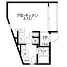 桜ヒルズ三田 / 1f1 部屋画像1
