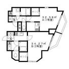 エルセレッソ横濱 / 202 部屋画像1