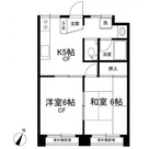 三田ハイム / 3f4 部屋画像1