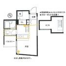 witt-style中目黒(ウィットスタイル中目黒) / 3A 部屋画像1