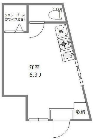 アーバンプレイス目黒 / 101 部屋画像1