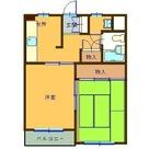 エクラン北沢 / 102 部屋画像1