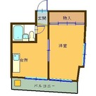 剣持ビル / 305 部屋画像1