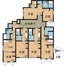 LAPiS四谷三丁目 / 203 部屋画像1