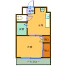 パークシティ上北沢 / 301 部屋画像1